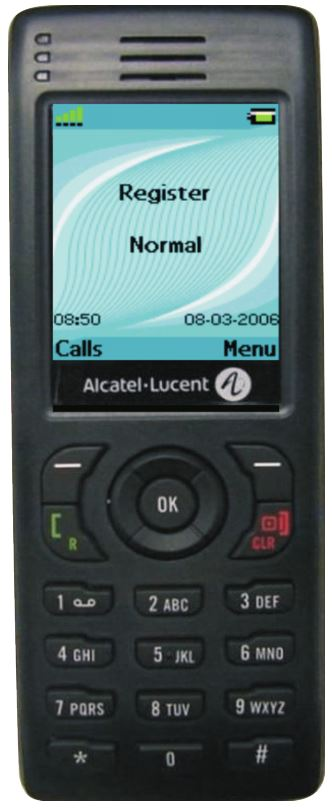 Alcatel-Lucent DECT 500
