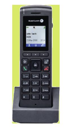 Alcatel-Lucent DECT 8212