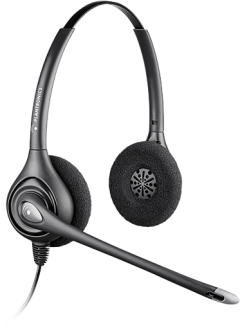 Plantronics HW261N/A mit Noise Cancelling