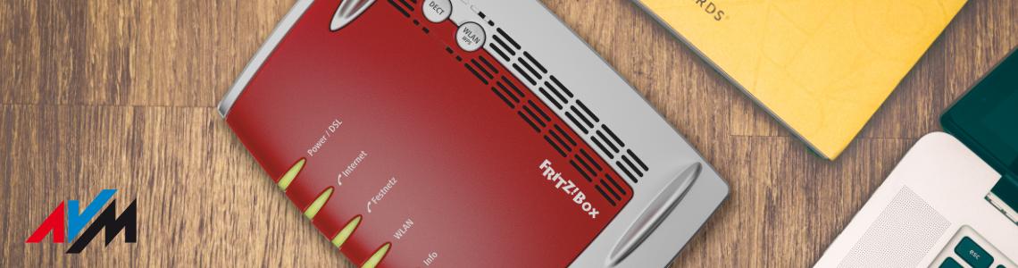 AVM & Fritz!Box | Telecom Partner