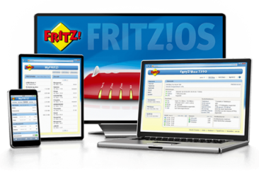 FRITZ!OS | Telecom Partner