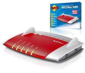 FRITZ!Box 7490 | Telecom Partner