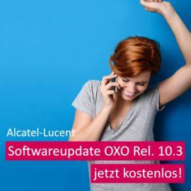 Alcatel-Lucent | Software Release 10.3 jetzt kostenlos