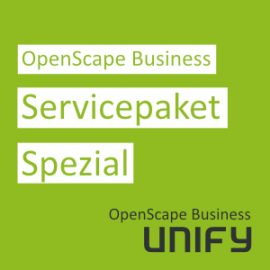 Unify | OpenScape Business Servicepaket Spezial