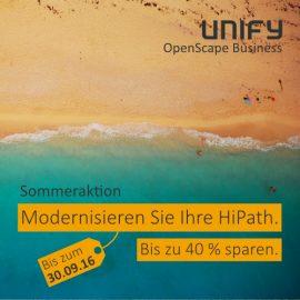 Unify | Modernisieren Sie Ihre Hipath