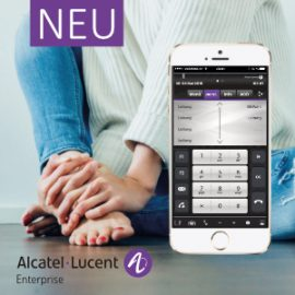 Alcatel-Lucent | Neu: IP Desktop Softphone