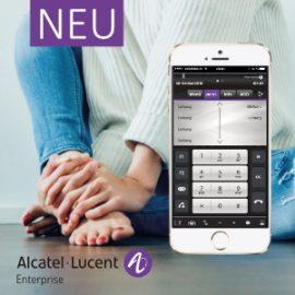 Alcatel-Lucent | Neu: IP Desktop Softphone