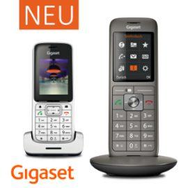 Gigaset | Neu: SL450HX und CL660HX